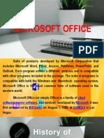 History of Microsoft Office