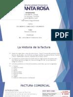 Monografia factura comercial
