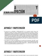 23. Veintitresava Sesión-Autoría y Participación