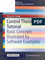 Control Theory Tutorial