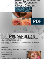 Fix Management of Malignant Fungating Wounds in Advanced Cancer