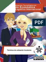 Material Terminos Cotizacion Inconterms