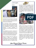 Informe Misionero Pereira Risaralda - Septiembre