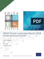 WP2018 O.1.2.1 - ENISA Threat Landscape 2018.pdf