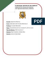 Informe Previo 3 Circuitos Electricos 2 Caratula