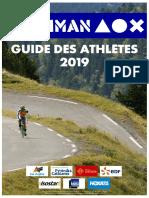Altriman 2019 - Guide des athlètes