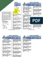 Cuatro Operaciones Docx