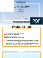 PPT Case CA Nasofaring (Rizal Palero & Tiara Khairina)
