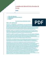 Cuestionario de Satisfacción Laboral JDI de Kendal