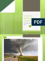 Como Se Producen Los Tornados