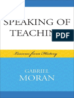 [Gabriel_Moran]_Speaking_of_Teaching.pdf