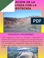 Clase 2.1 Relacion de La Geologia Con La Geotecnia