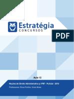 Improbidade Administrativa - Estratégia Concursos