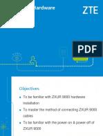 GU_HI1051_E01_1 ZXUR 9000 Hardware Installation-新-49P