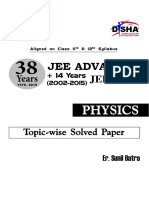 38 Years IIT-JEE Advanced _ 14 - Disha Experts Physics.pdf
