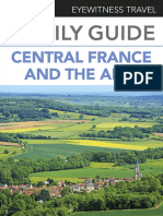 Central France & the Alps (DK Eyewitness Travel Family Guides) (Dorling Kindersley 2014)