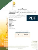 Carboximetilcelulosa Cmc