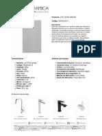 PDF ficha tecnica