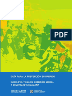 59 Guia Para La Prevencion en Barrios