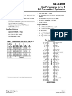 SLG84401 Datasheet