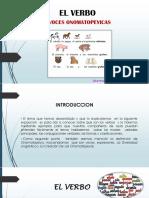 verbos diapositivao