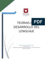 Teorias Del Desarrollo Del Lenguaje - Flgo. Rodrigo Valdés