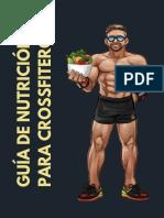 Guía de Nutrición Para Crossfiteros