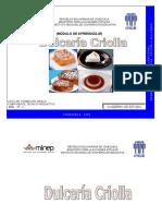 Modulo 4 Dulceria Criolla