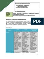 Evidencia 3 Tabla Comparativa Entre Código, Norma y Especificación en Soldadura