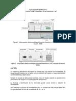 Guia de Mantenimiento Electrocardiografo 3 IKO