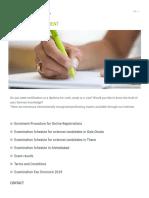 Dates and Enrolment - Goethe-Institut Indien
