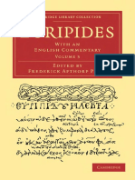 (Cambridge Library Collection - Classics) Frederick Apthorp Paley (editor) - Euripides, Volume 3_ With an English Comment (1).pdf