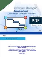 Coordinación Efectiva de Proyectos
