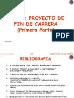 Curso Proyecto de Fin de Carrera v1
