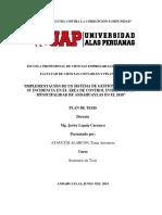 formato APA trabajos monograficos