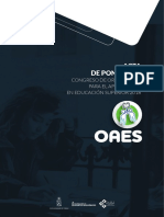 Actas OAES2018