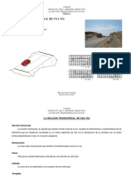 Tema 2.-La Sección Transversal de Una Vía