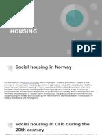 Social Housing Ppt