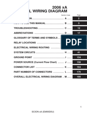 Electrical Wiring Diagram Pdf Electrical Connector
