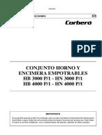 Vitroceramica HN3000P