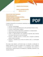 Desafio Profissional ADM 7º Período