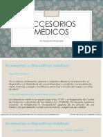 Accesorios Medicos Farmacia Comunitaria