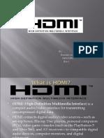 Binwant-seminar on HDMI