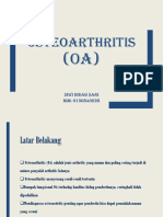 OSTEOARTHRITIS-DISKUSI BEDAH-SIWI.ppt