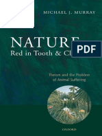 133734590-Nature-Red-In-Tooth-and-Claw-Theism-and-The-Problem-of-Animal-Suffering-by-Michael-Murray.pdf