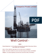 Crew Petro introductory Manual