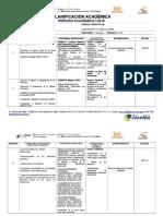 Planificacion y Contrato Cocina i Teoría c.a.a.