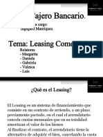 Leasing Comercial