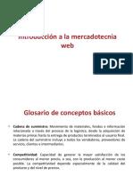 Introducción a La Mercadotecnia en La Web