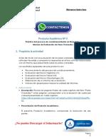 NEUROCIENCIAS Producto Académico N°3